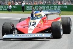 Jacques Villeneuve rend hommage à son père