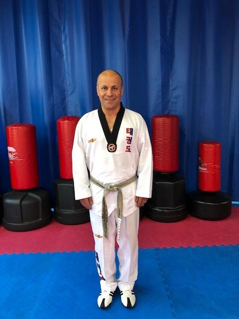 Taekwondo: un huitième dan à Ahuntsic