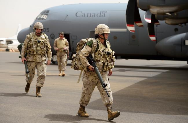 Des soldats canadiens attaqués au Mali