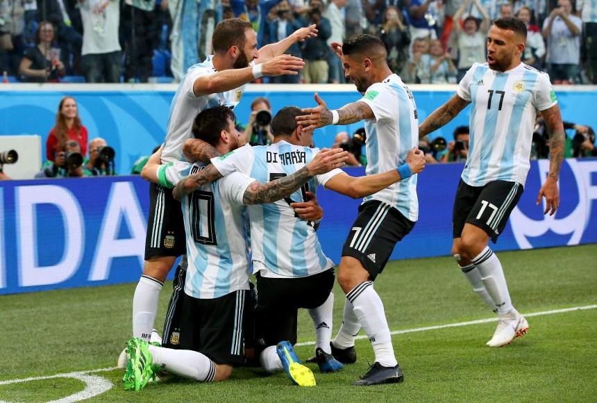 La France et l'Argentine testeront leur potentiel
