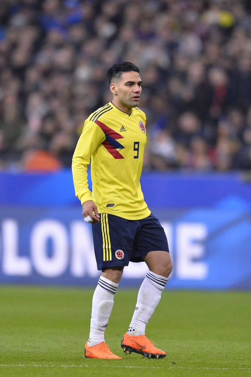 La Colombie verra finalement à l'oeuvre Falcao