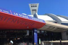 Le Parc olympique reçoit la certification VÉLOSYMPATHIQUE
