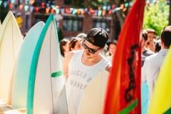 Vente de planches de surf usagées dans Villeray