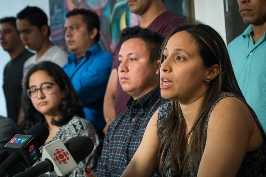 Des travailleurs guatémaltèques demandent justice devant la Cour fédérale