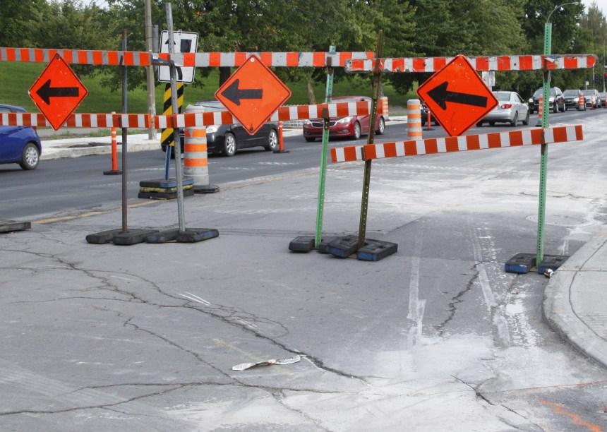 Une programmation de 18,6 M$ pour les routes de RDP-PAT