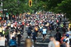 Après le Tour la Nuit, 25 000 cyclistes attendus au Tour de l'Île de Montréal