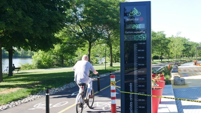 Les cyclistes REVent d'un réseau