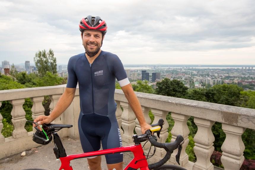 Traversée du Canada à vélo