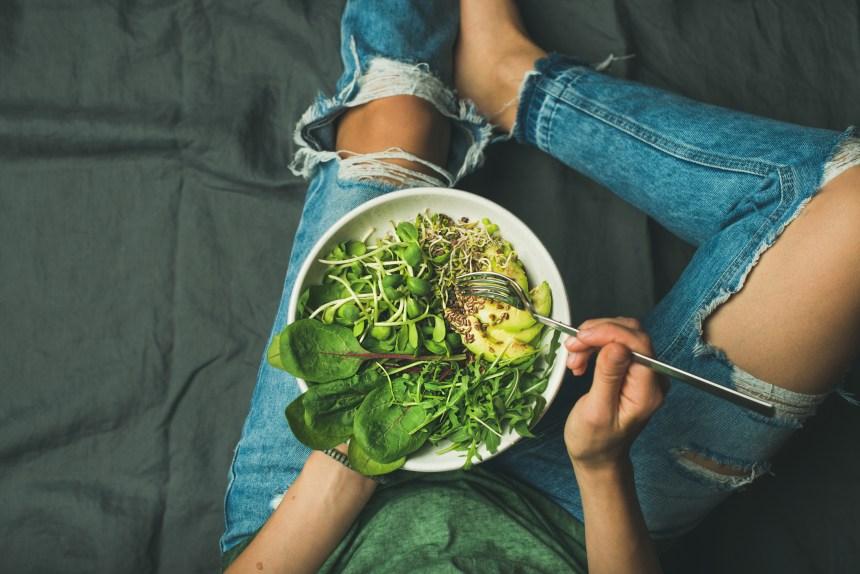 Végétarisme et dépression liés?