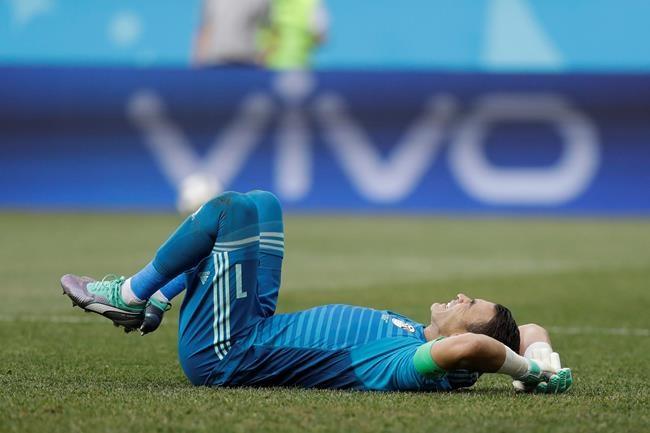 Coupe du monde: L'Arabie Saoudite défait l'Égypte 2-1