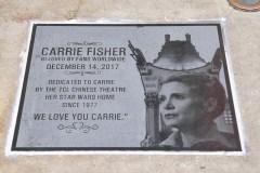 Retour posthume de Carrie Fisher dans le prochain «Star Wars»