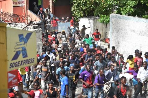 Émeutes en Haïti: le premier ministre pourrait être destitué