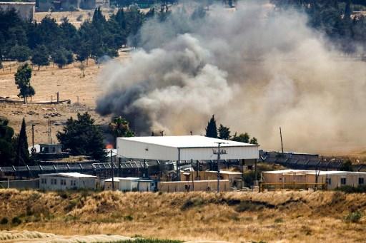 Syrie: raid israélien contre un site militaire du régime