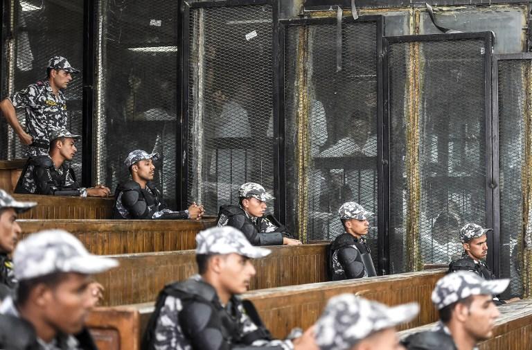 Plus grand nombre de condamnations à mort prononcé dans une seule affaire en Égypte