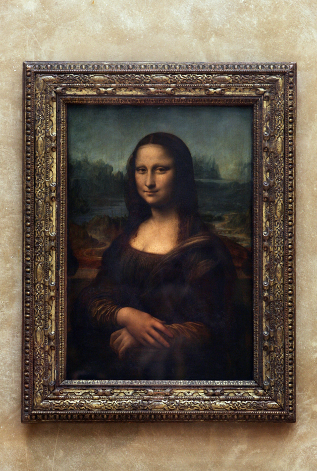 La Joconde, le «monument» le plus difficile à prendre en photo selon les voyageurs