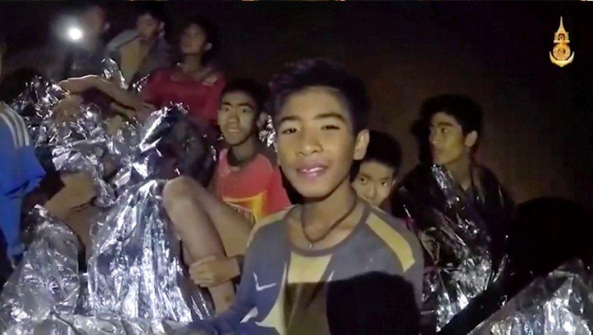 Grotte en Thaïlande: l'évacuation devra attendre