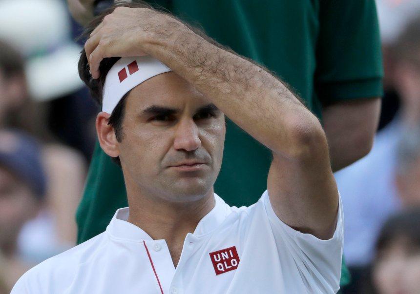 Roger Federer est éliminé à Wimbledon