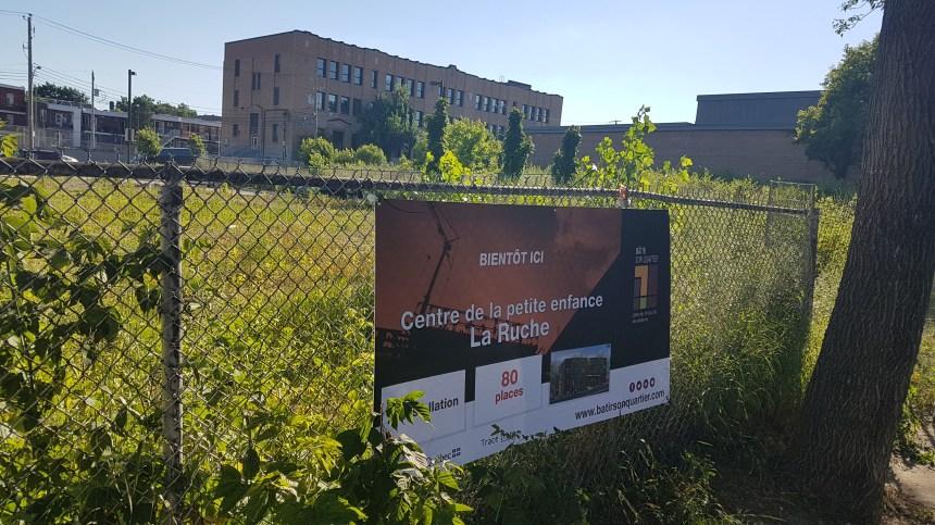 Un nouveau CPE de 80 places dans Hochelaga-Maisonneuve