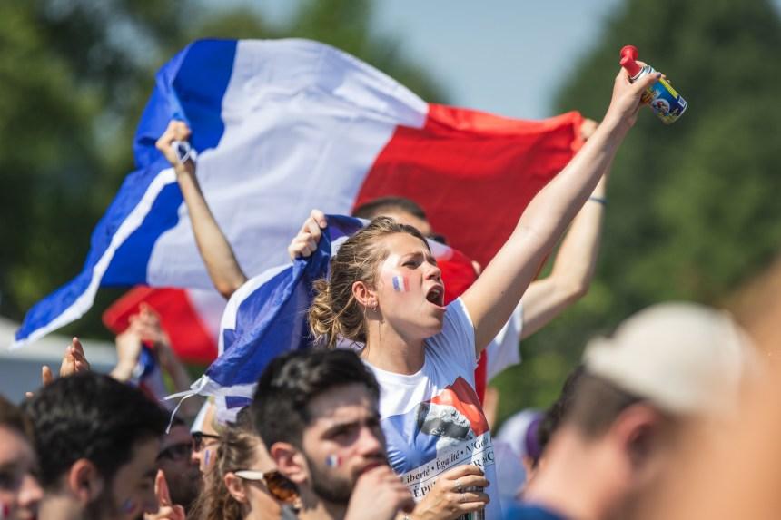 Coupe du monde: Les Français de Montréal en liesse après la victoire