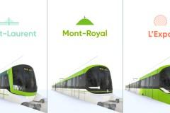À quoi ressembleront les trains du REM?