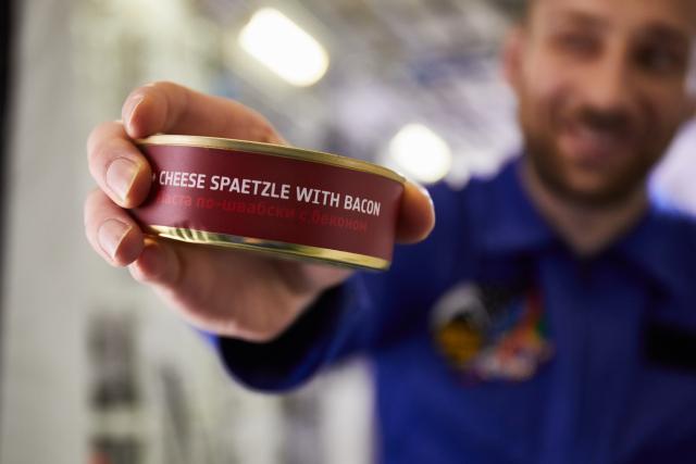 Des repas d'astronautes sur les vols Lufthansa cet été