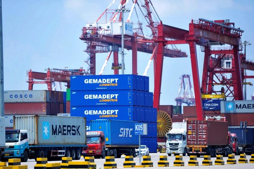 La Chine et les États-Unis engagent «la plus grande guerre commerciale» de l'histoire