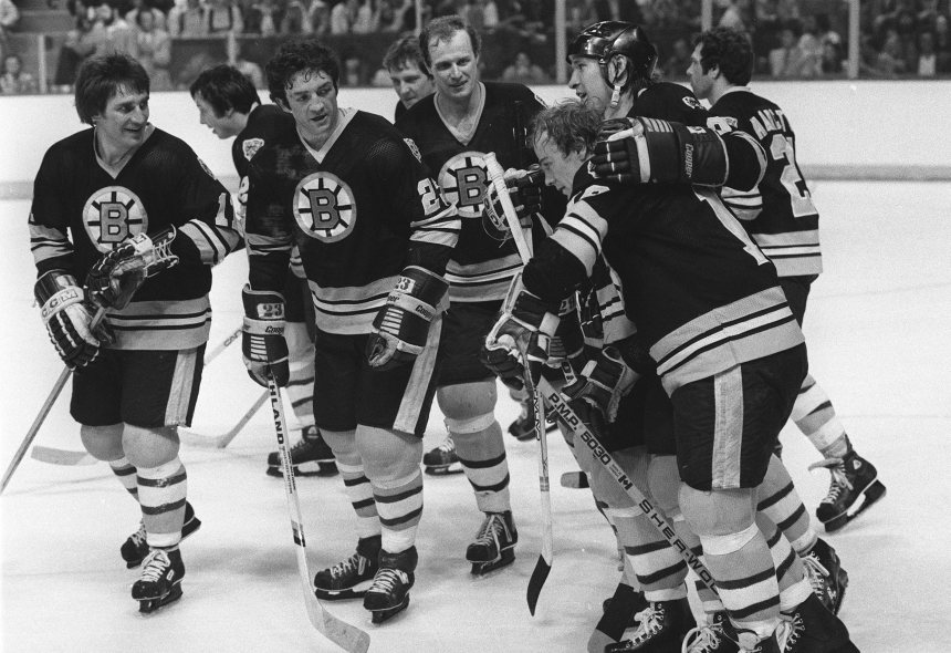 Les Bruins rendront hommage à Rick Middleton