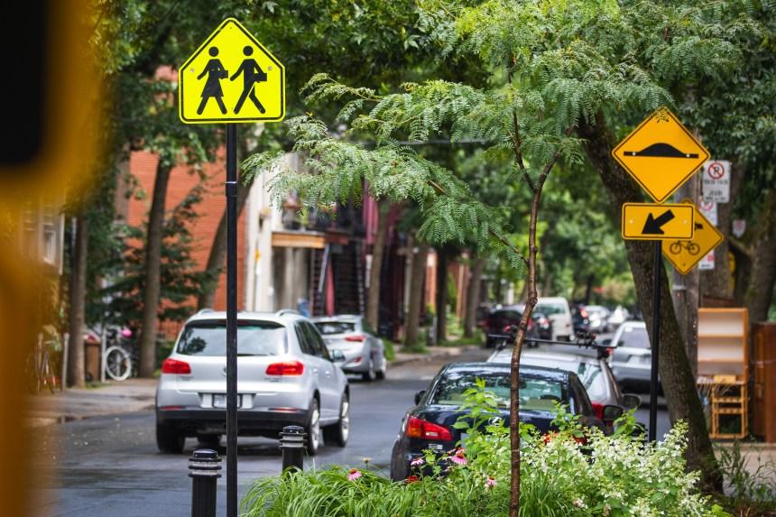 Des zones scolaires fermées aux automobiles, une idée pour Montréal?