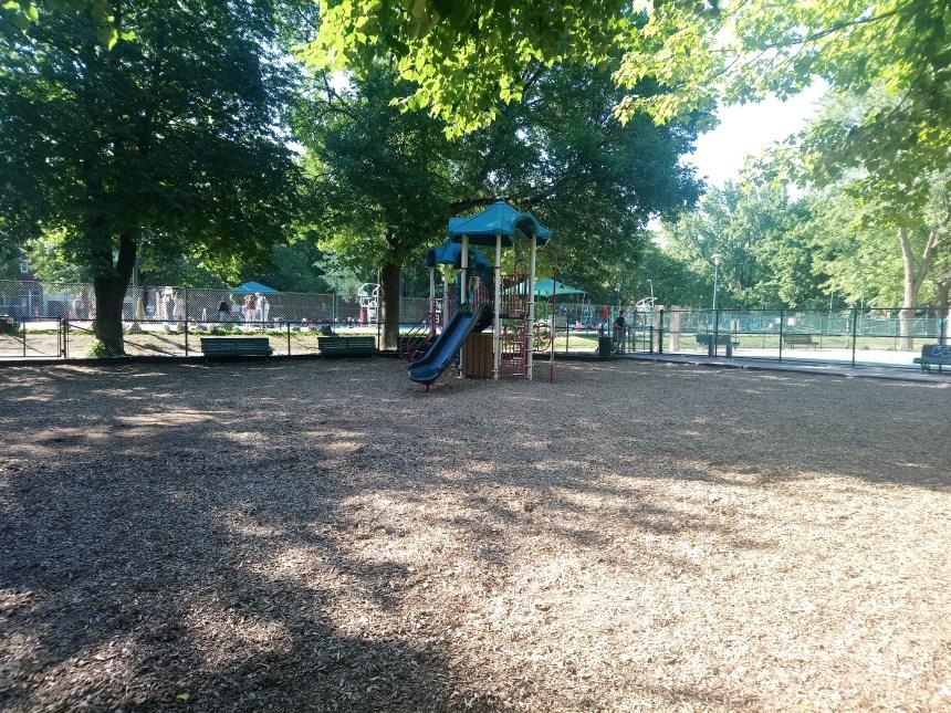 Transformation au parc John-F.-Kennedy