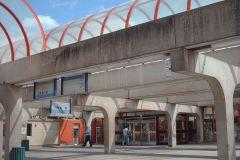 L'histoire de la station Angrignon