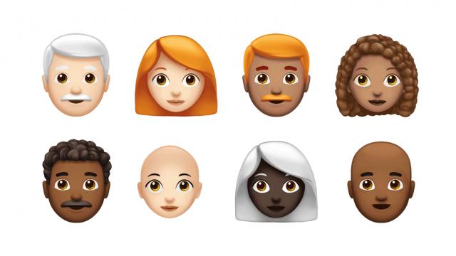 Apple dévoile 70 nouveaux emojis