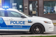 Arrestation d'un suspect à Saint-Laurent en lien avec des incendies à Westmount