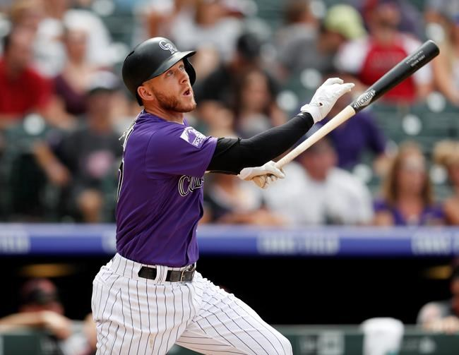 Story et les Rockies battent l'Arizona