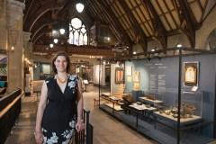 Nouvelle directrice au Musée des maîtres et artisans du Québec