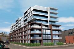Nouveau projet résidentiel à Griffintown