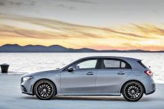 Mercedes Classe A 2019: La voiture des milléniaux