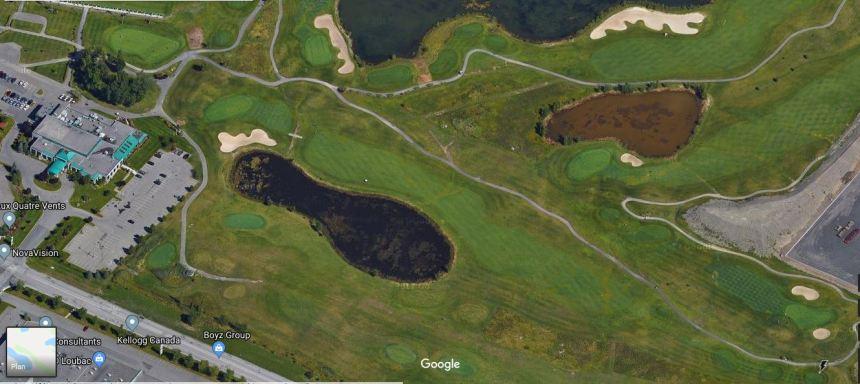 Solargise lorgne les terrains du golf d'Anjou pour y construire une usine
