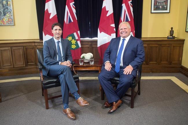 Ford blâme Ottawa  pour la «crise» des migrants