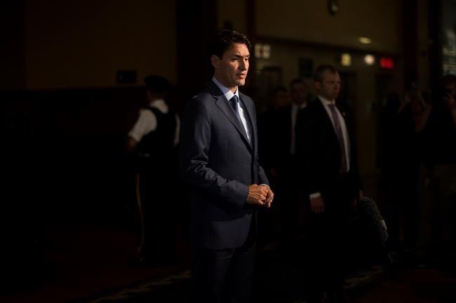 Justin Trudeau écarte toute inconduite sexuelle