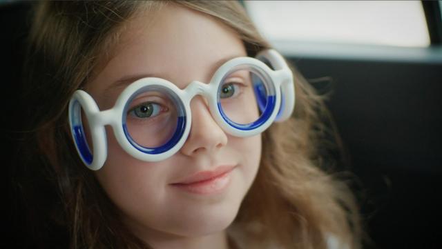 Citroën lance Seetroën, la première paire de lunettes qui élimine le mal des transports