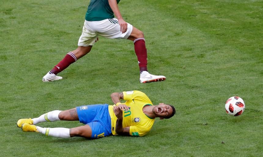 Coupe du monde 2018: Neymar et Diego