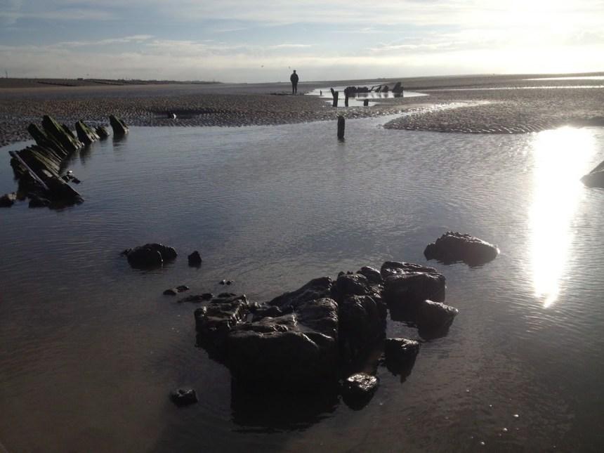 Des restes du navire Avon auraient été retrouvés