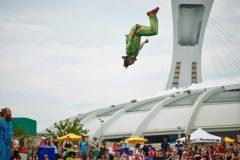 Montréal complètement cirque «presque» ressuscité
