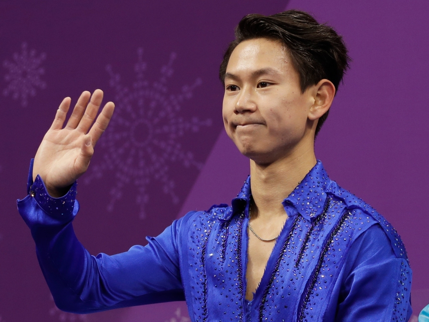 Le patineur Denis Ten est assassiné