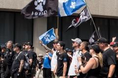 Hausse des signalements liés à l'extrême droite au Québec