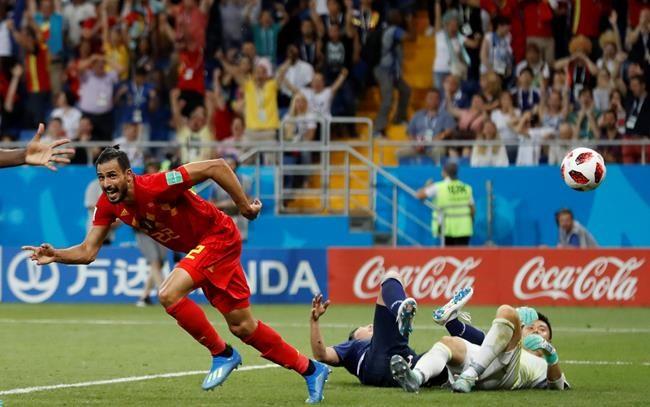 Coupe du monde: La Belgique arrache la victoire au Japon 3-2