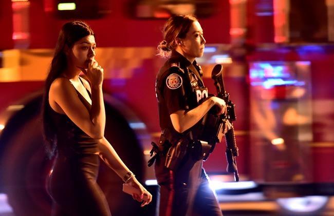 Une jeune femme et une fillette tuées à Toronto