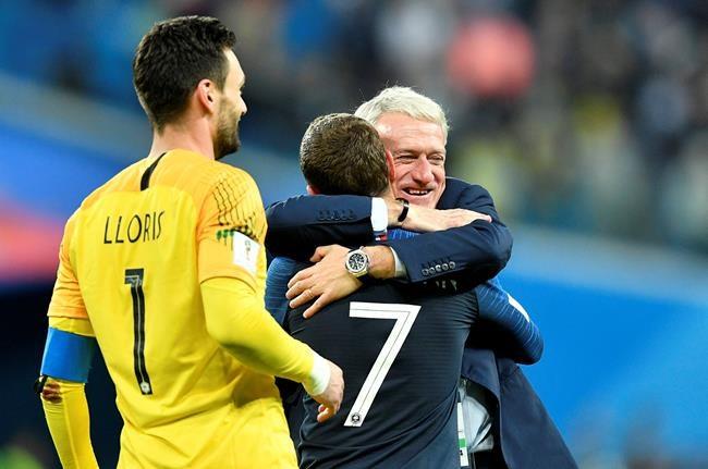 Coupe du monde: Deschamps a formé un groupe homogène