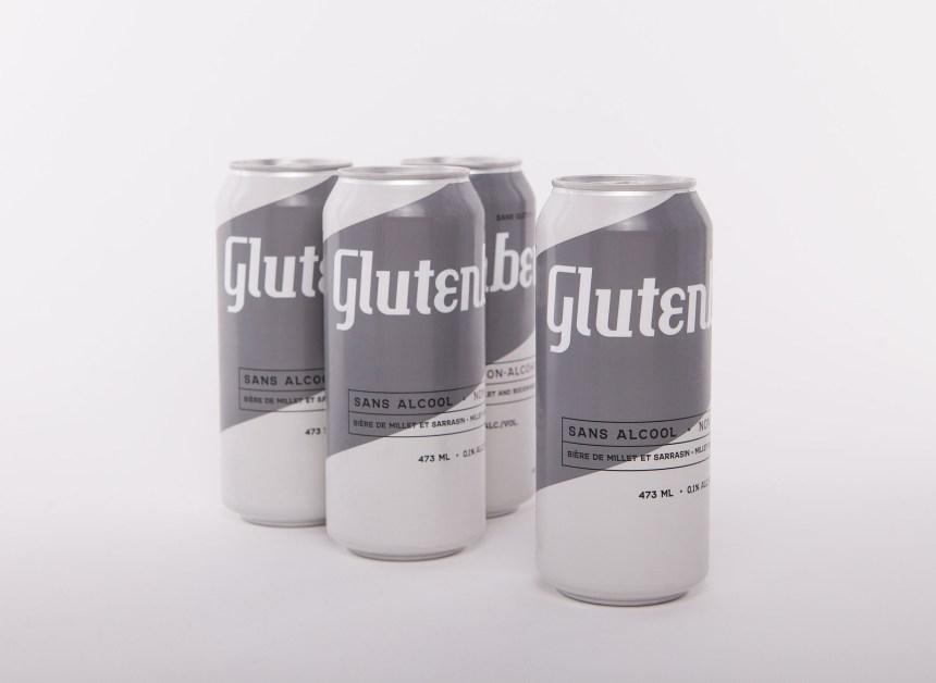 Rappel volontaire d'un lot de bière Glutenberg sans alcool