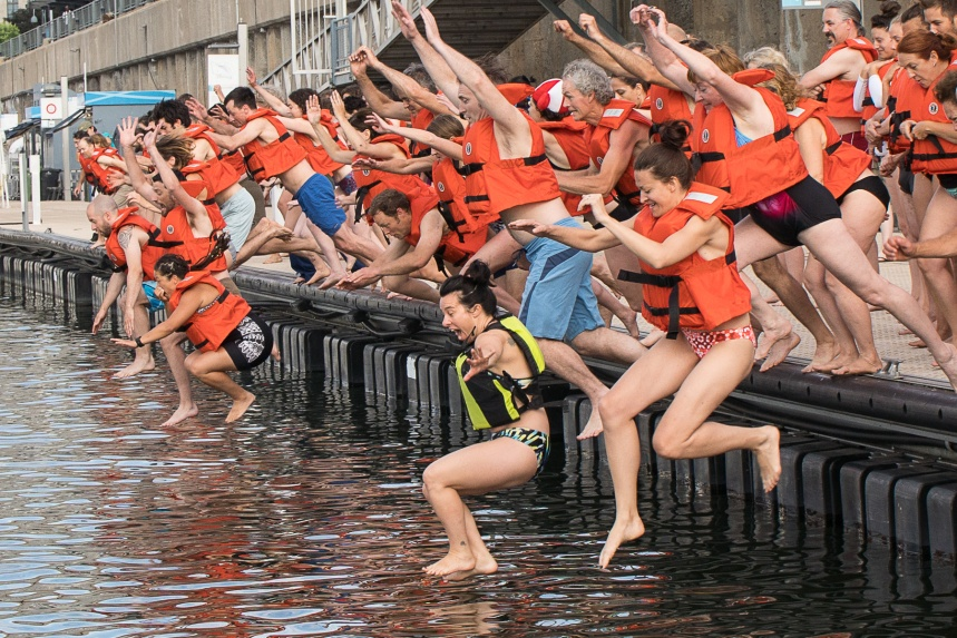 Le Grand Splash «qu'ossa donne»?